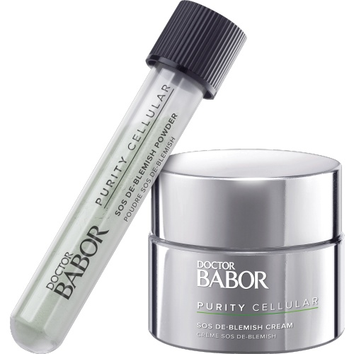DOCTOR BABOR - PURITY CELLULAR SOS De-Blemish Kit