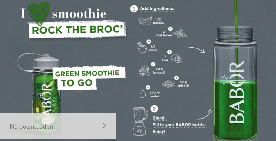 BABOR Smoothie Recept